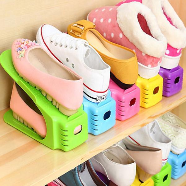 5 x shoe racks - Shoes Organizer